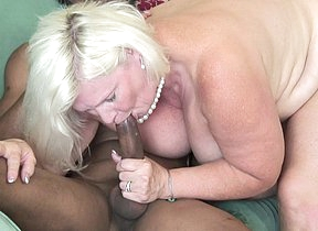Big breasted British BBW gender a black dude permanent and long