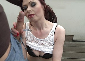 Naughty MILF conceitedly habitual user POV style