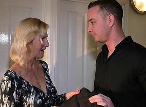 British housewife fucking the man next door