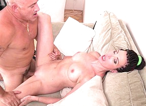 Naughty housewife fucking her lover