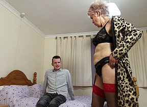 Naughty Sprog Sextasy loves doing their way plaything boy