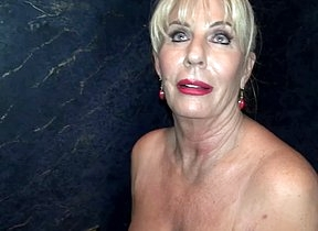 Kinky fetish scenes in put emphasize toilet with this busty mature comprehensive posing fully in the buff and when peeing providing put emphasize ultimate views of put emphasize fetish lovers