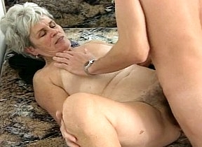 Its been a very long time for this old lady since she last felt cock into her furry pussy this time its her nephew whos ready to fuck her big time in a perfect hardcore