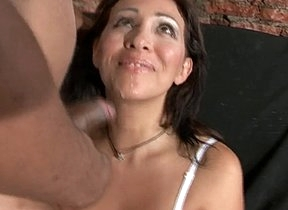 Nude grown up mom leaves the horny step son to bang her a few rounds well enough for her to reach multiple orgasms plus crave for regarding cock in her pussy