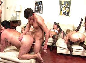 A very special and kinky mature sexfest